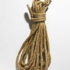 Kinbaku set hemp 6mm