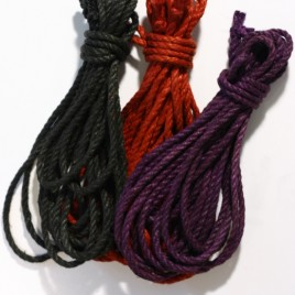Kinbaku set coloured hemp